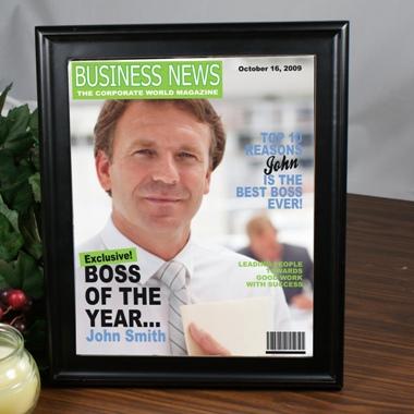 Boss Corporate Frame