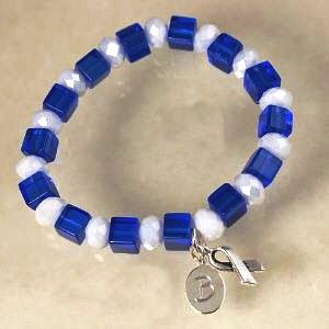 Engraved ALS Awareness Gift Bracelet