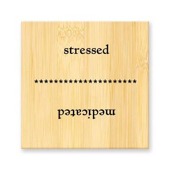 Flip Flop Signs Stressed