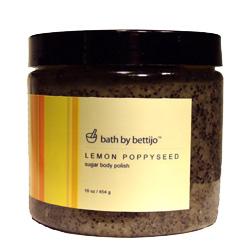 Poppyseed Sugar Body Polish