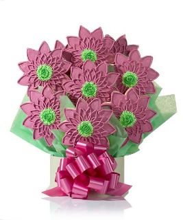 Flavorful Flowers Cookie Gift Bouquet