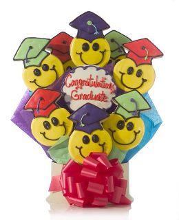 Graduation Gift Cookie Bouquet