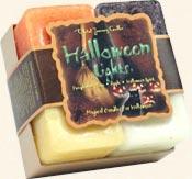 Halloween Candle Gift Set