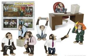 Office Monkey Playground