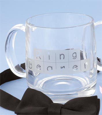 Ring Bearer Mug and Flower Girl Mug from abernook.com