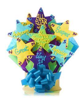 Happy Secretary's Day (All Star) Bouquet