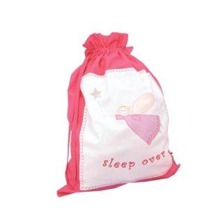 Sleepover bag gift for child