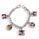 Five Charm Bracelet
