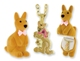 "Kangaroo Necklace Product Features Include: * Layered In 18 Kt. Gold * Adorable ""Kangaroo"" Keepsake Box Send this cute and cuddly kangaroo to a family member or loved one. Buy one or collect all."