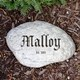 Your family establishment is displayed perfectly when you place this Personalized Garden Stone in your yard or garden. This Garden Accent Stone is designed for indoor or outdoor use. The engraving is highly detailed and durable with color and texture variations.