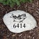 Any fisherman will appreciate a realistic Fish Garden Stone to display at their home or cabin. Great for Dad, Grandpa, an Uncle or a special friend who enjoys fishing. Your Engraved Garden Stone is made of durable resin and has a real stone look. Lightweight & waterproof