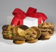 One, two, three or four dozen assortment of gourmet cookies in a gift box. Baked Fresh Daily, Baked and Shipped to Order, No Preservatives or Artificial Flavors, As Seen on Food Networks Food Finds, and Each Cookie Weights Approximately 3 Ounces Each